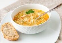 Sopa de Pollo Recetas