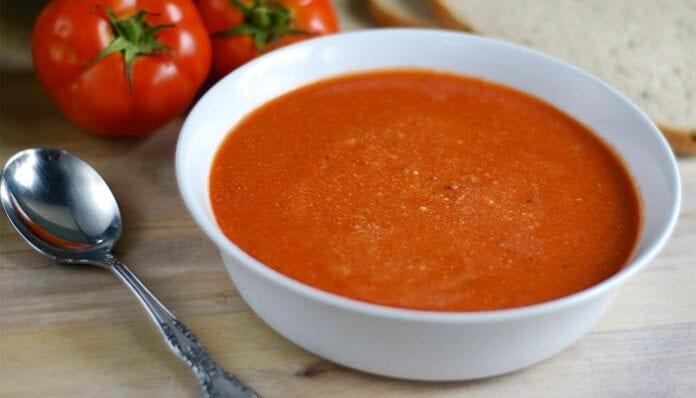 Sopa de Tomate Recetas