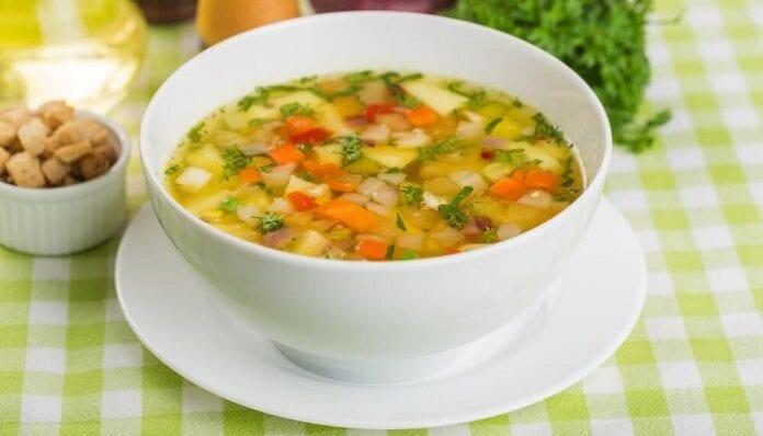 Sopa de Verduras Recetas