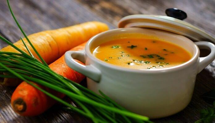 Sopa de Zanahorias Recetas