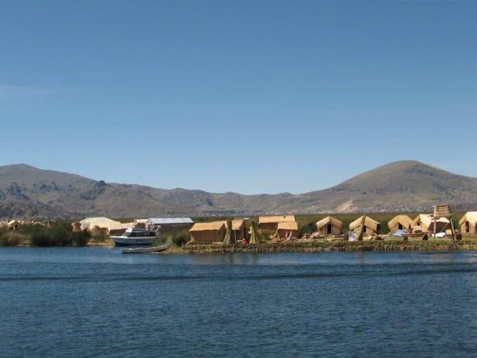 Vista de Puno-Peru