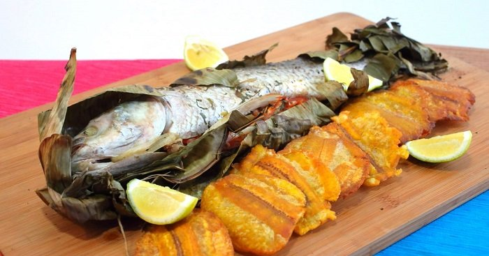 viudo de pescado