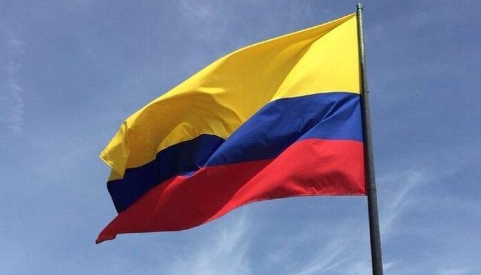 departamentos en Colombia