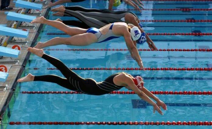 natación en Colombia