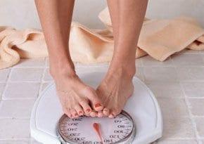 Control de peso - tratamiento