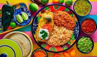 Restaurantes en Mexico