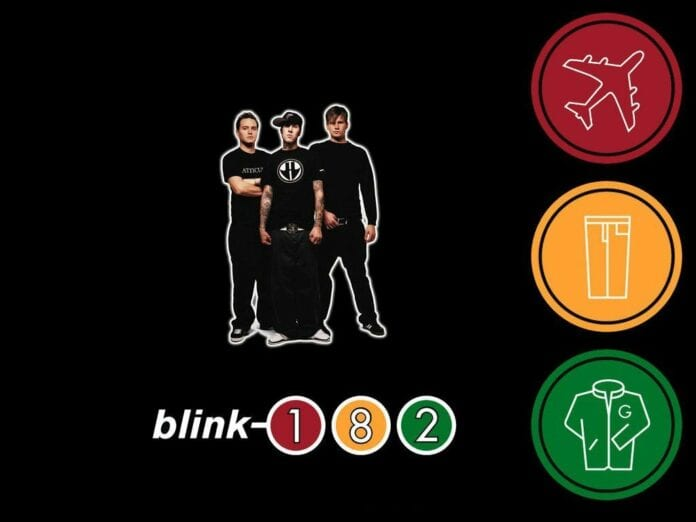 Up All Night – Blink-182