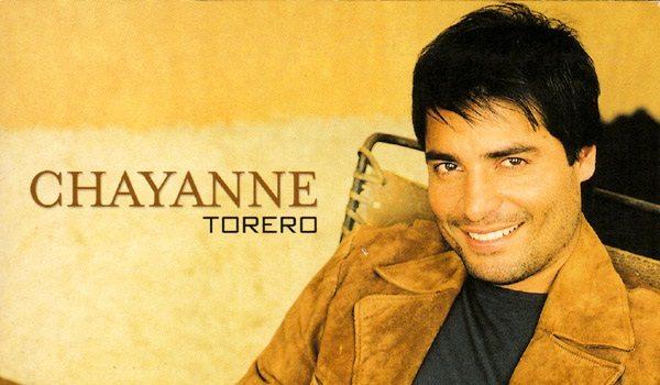 Chayanne torero