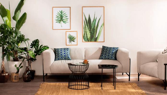 Claves para escoger un sofá