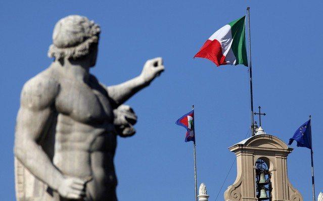 Crisis económica en Italia