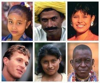 Fotos sobre diferencia cultural