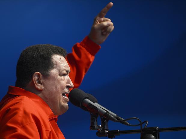 Ecuador - Chavez