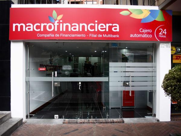 Macrofinanciera SA - Casa de Cambios