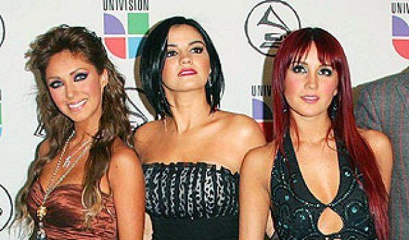 Mujeres RBD
