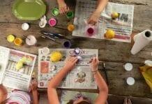 Tarjetas-ensortijadas-manualidades-para-niños