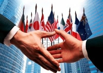 Tratado libre comercio con Estados Unidos