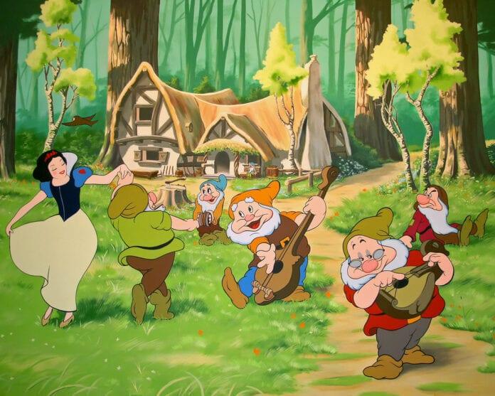 Historia de Blancanieves