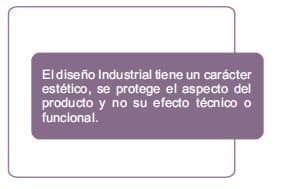 Carácter Estético Registro de diseño industrial
