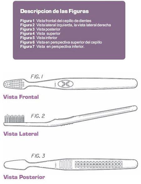 Cepillos - Registro de Diseño Industrial