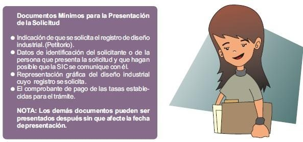 Documentos Registro Diseño industrial