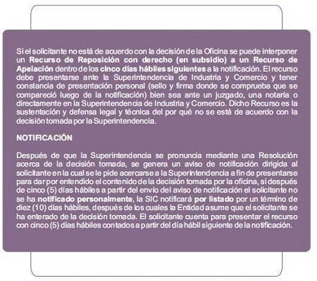 Examen de Fondo - Registro de Diseño Industrial