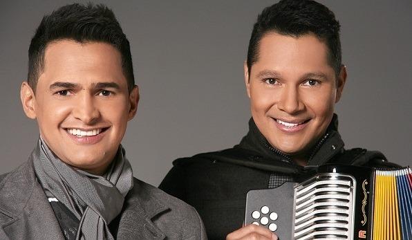 Jorge Celedón y Jimmy Zambrano