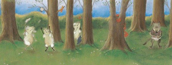 Ronda Juguemos en el Bosque