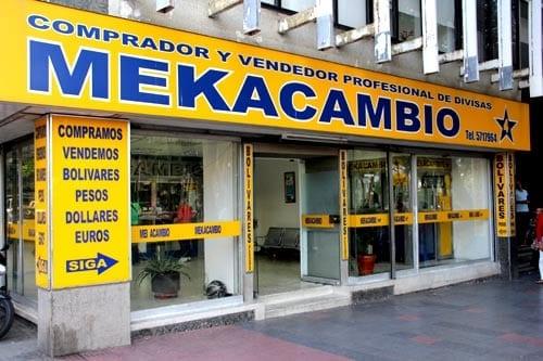 mekacambio