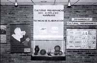 Vitrina museo CNG