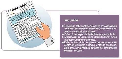 Recuerde - Registro de Diseño Industrial