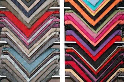 Almacenes de Textiles en Colombia
