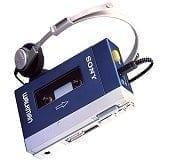 Walkman - inventos asombrosos