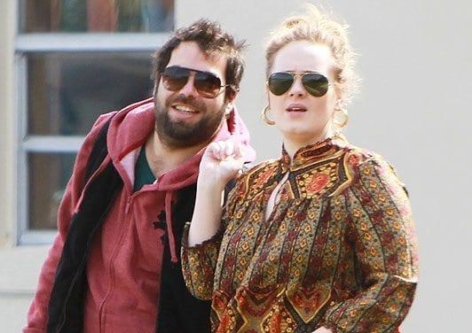 Adele se Habría Casado con Simón