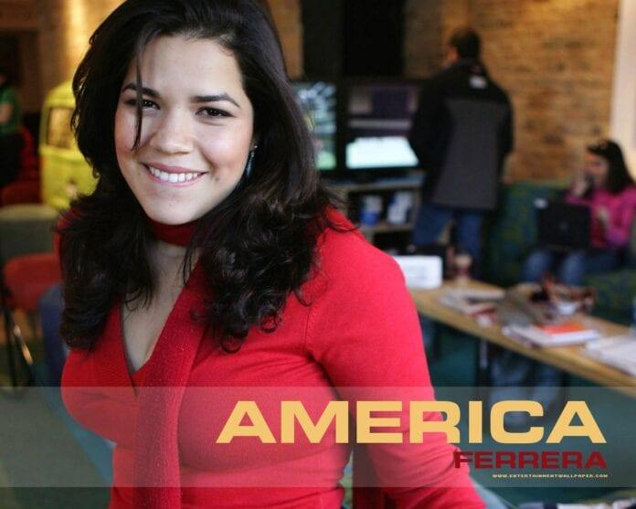 America Ferrera fue elegida Mujer latina del año