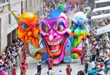 Carnavales de Pasto Narino