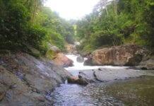 Cataratas del Rio Medina - Mariquita