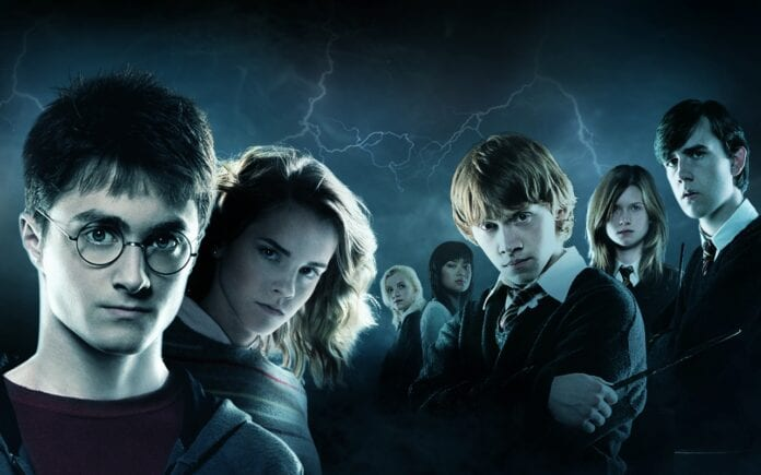 Harry Potter la saga más taquillera del cine