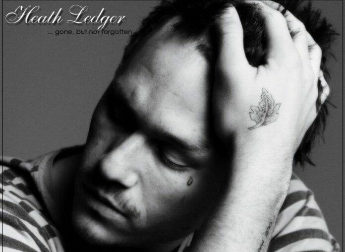 Heath Ledger Globo de Oro - Homenaje a su hija