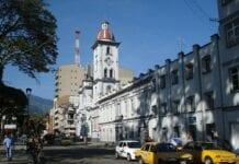 Iglesia - Turismo en Ibagué