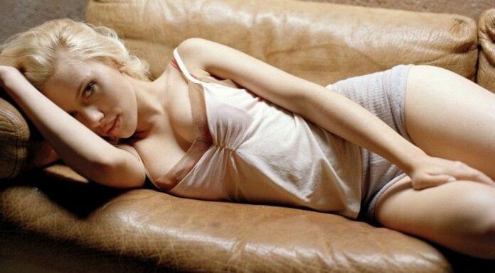 Scarlett Johansson - Farándula