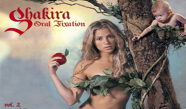 Oral fixation vol 2 shakira