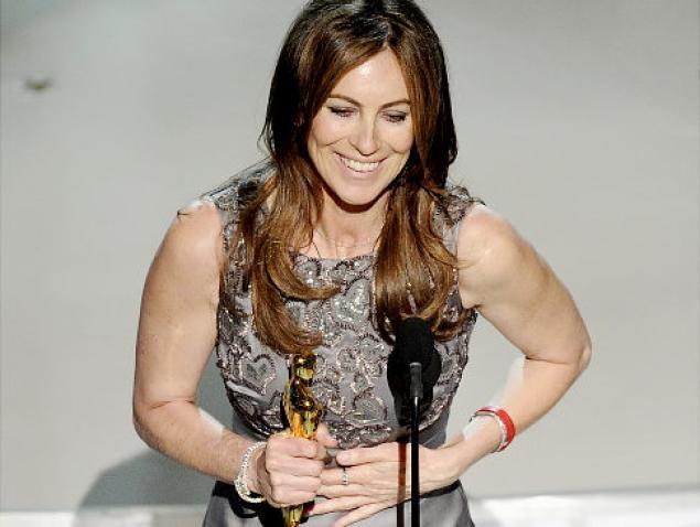 Kathryn Bigelow, ganó el Oscar al mejor Director