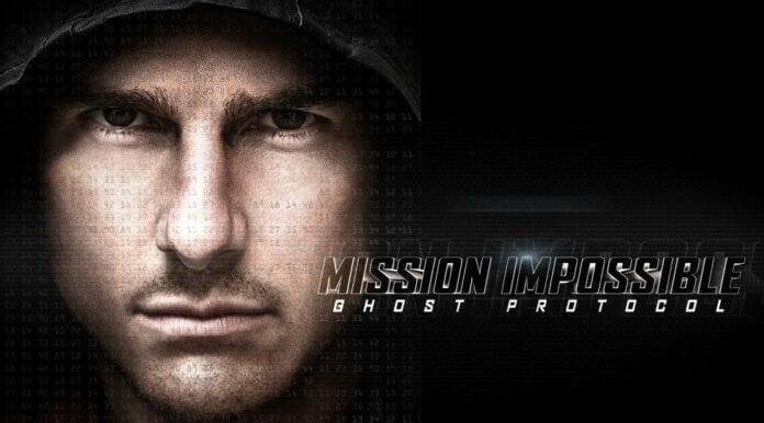 Misión Imposible 4 a la pantalla grande en 2011