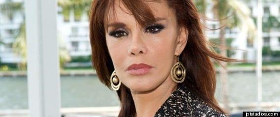 Lucía Méndez está oficialmente divorciada