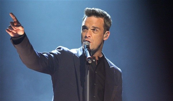 Robbie Williams será papá
