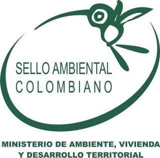 sello ambiental colombiano - certificado ecológico