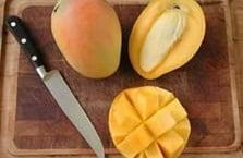Semilla del Mango