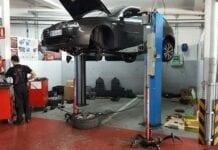 talleres de mecánica