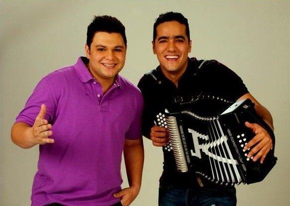 Luifer Cuello y Juank Ricardo