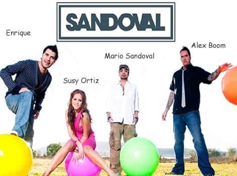 Loco extraño - Sandoval